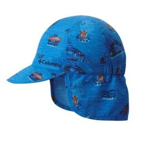 Columbia boys camping graphic sun hat